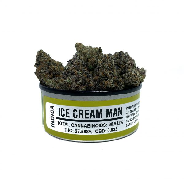 Ice Cream Man strain